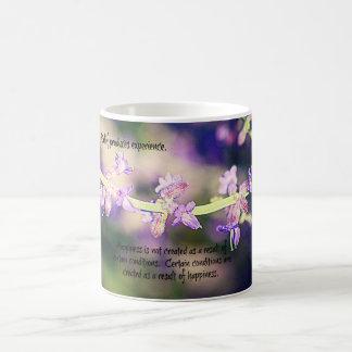 Conditions Created Lavender Coffee Mug