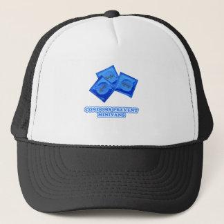 Condoms Prevent Minivans Trucker Hat