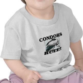 CONDORS Rule! T Shirt