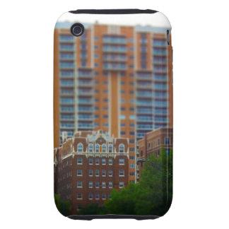 Condos Along Brush Creek Country Club Plaza KC Tough iPhone 3 Covers