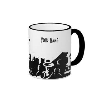 Conducting the Music - Personalised Mug