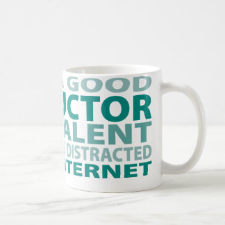 Conductor 3% Talent Basic White Mug