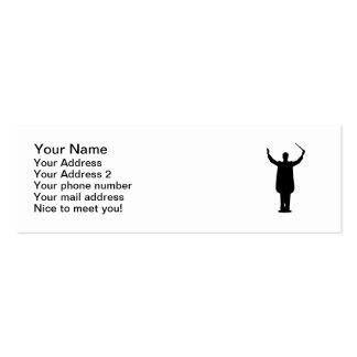 Conductor Business Card