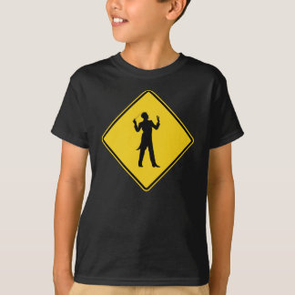 Conductor Crossing T-Shirt