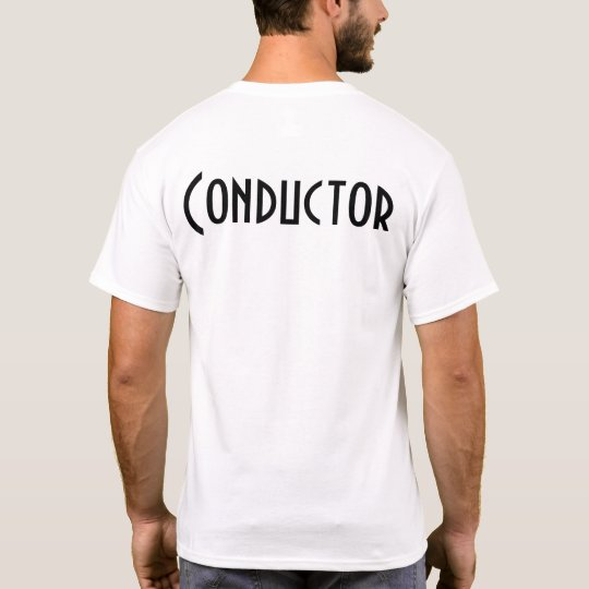 Conductor shirt
