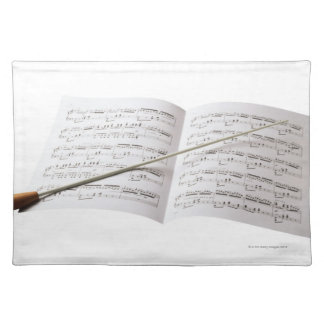 Conductor's Baton Placemat