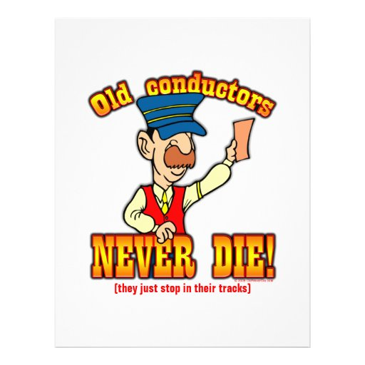 Conductors Flyers