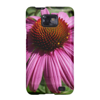 Cone Flower Samsung Galaxy S2 Cover
