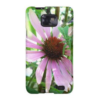 Cone Flower Hiding Samsung Galaxy S2 Case