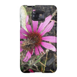 Cone Flower in the Fall Galaxy S2 Case
