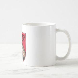 cone logo copy basic white mug