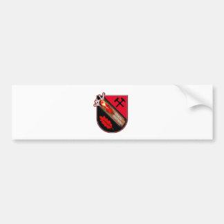 cone logo copy bumper sticker