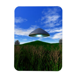 Cone Shaped UFO Flexible Magnets