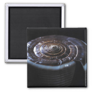 Cone shell square magnet