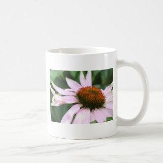 coneflower dancing impressionist painting.jpg basic white mug