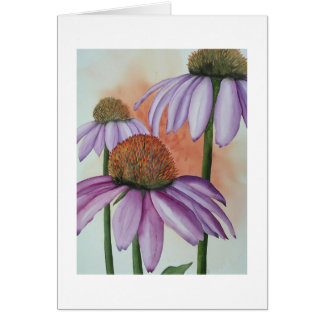 Coneflowers Card
