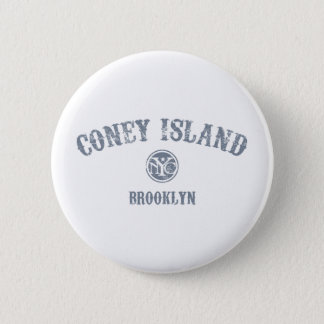 Coney Island 6 Cm Round Badge