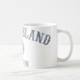 Coney Island Basic White Mug
