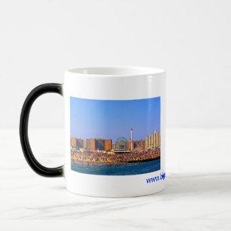 Coney Island beach - NYC mug