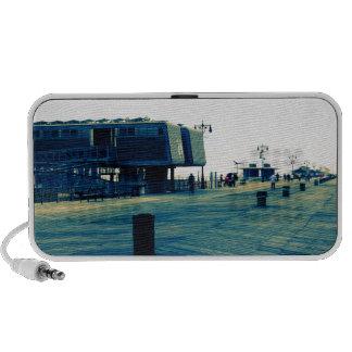 Coney Island Boardwalk Travel Speaker