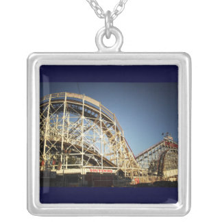 Coney Island Cyclone Roller Coaster, Brooklyn Custom Jewelry