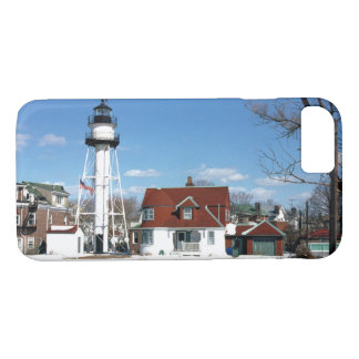 Coney Island Lighthouse, New York iPhone 8/7 Case
