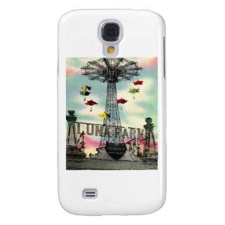 Coney Island Luna Park Amusement park Brooklyn ny Galaxy S4 Case