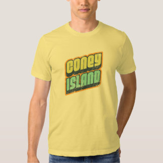 Coney Island New York Vintage 1970s style Shirt