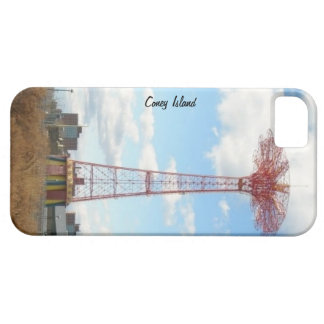 Coney Island Parachute Jump Phone Cover iPhone 5 Cover