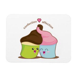 Confection Affection Flexible Magnets