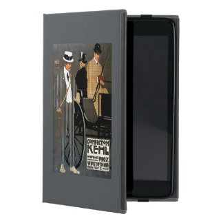 Confection Kehl Gentlemen Clothing Case For iPad Mini