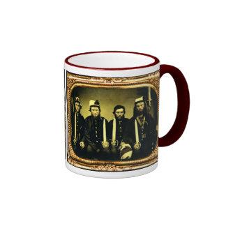 Confederate Brothers Coffee Mug