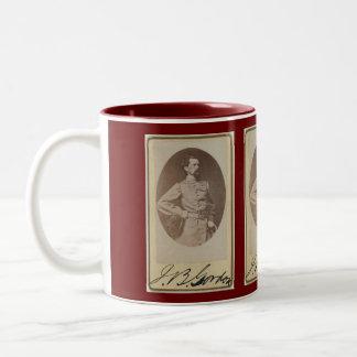Confederate Civil War General John B. Gordon Coffee Mug