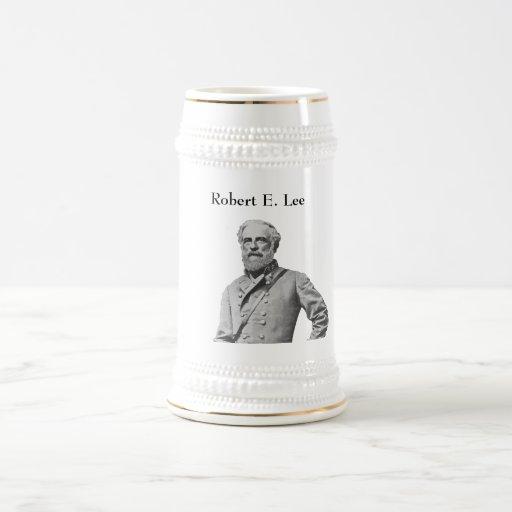 Confederate General -- Robert E. Lee Mugs