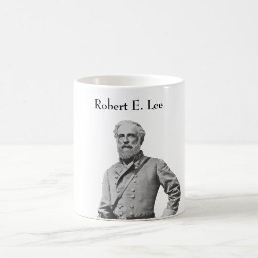 Confederate General -- Robert E. Lee Coffee Mug