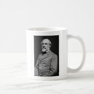 Confederate General Robert E. Lee portrait Mugs