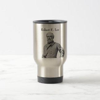 Confederate General -- Robert E. Lee Travel Mug