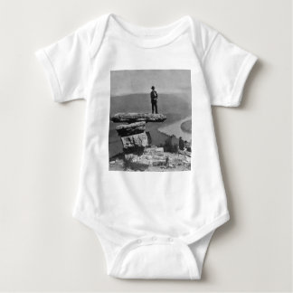Confederate Look Out at Lookout Mountain Georgia Tshirts