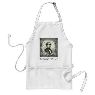 Confederate President Jefferson Davis Standard Apron