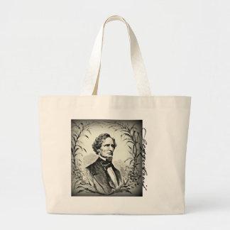 Confederate President Jefferson Davis Bags
