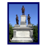 Confederate Soldiers Statue-State Capitol, Austin Postcards