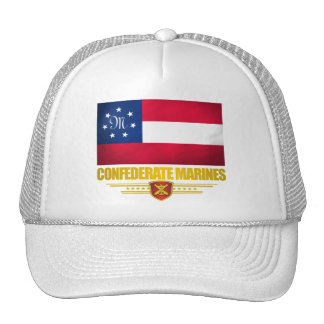 Confederate States Marines Flag Cap