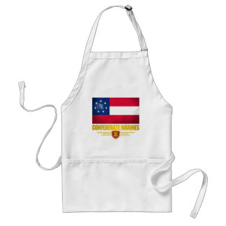 Confederate States Marines Flag Standard Apron