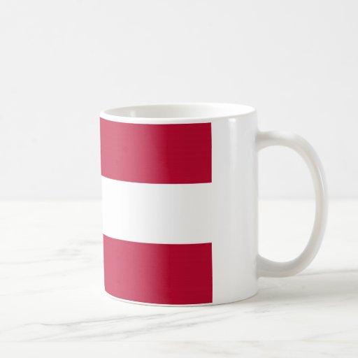 Confederate States of America Flag Mug