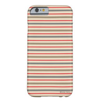 """""""Confederate Stripe"""" iPhone 6 Case Barely There iPhone 6 Case"""