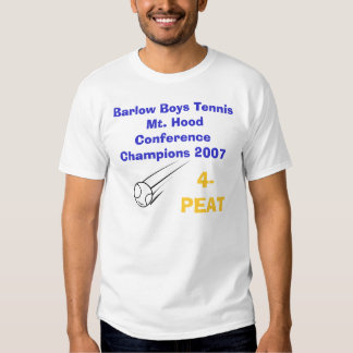 Conference Champs Shirt