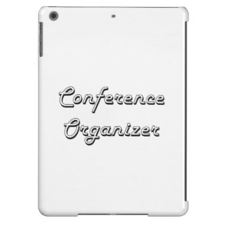 Conference Organizer Classic Job Design Case For iPad Air
