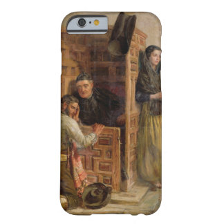 Confession, 1862 (oil on canvas) barely there iPhone 6 case
