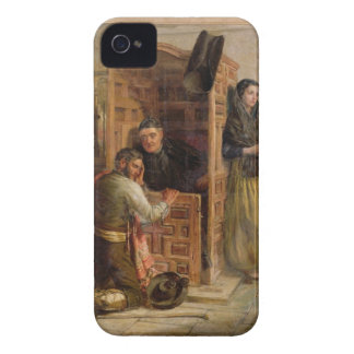 Confession, 1862 (oil on canvas) Case-Mate iPhone 4 cases