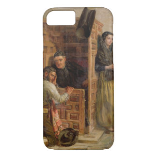 Confession, 1862 (oil on canvas) iPhone 7 case